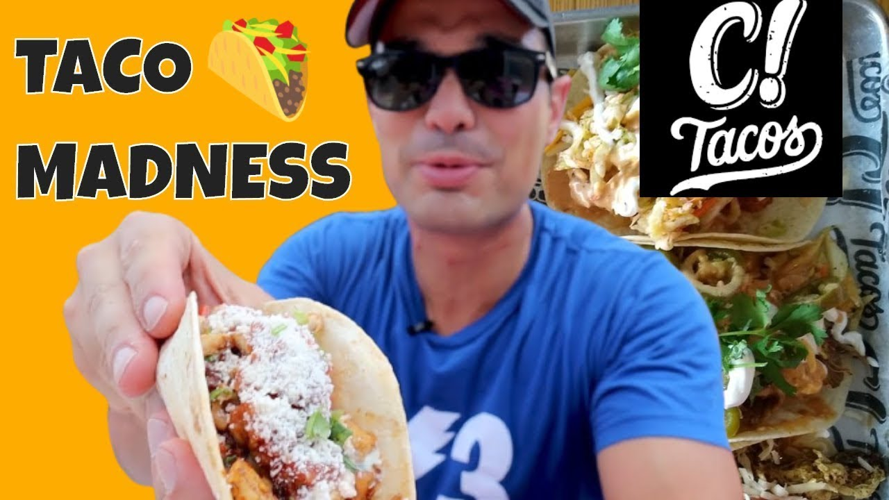 Tampa's Best Tacos EP2: Capital Tacos 🌮