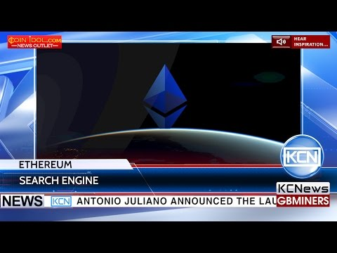 KCN Ex-Coinbase engineer launches Ethereum search engine