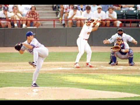 1995 MLB All-Star Game - NL 3, AL 2, 7/11/1995, ABC-TV Part One