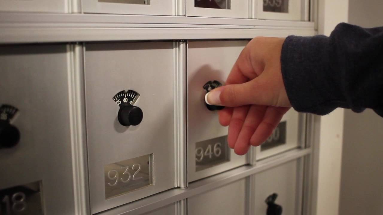 How to open a mailbox 1