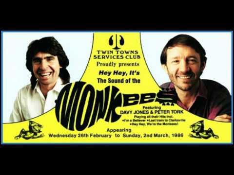 Davy Jones & Peter Tork Sometime In The Morning