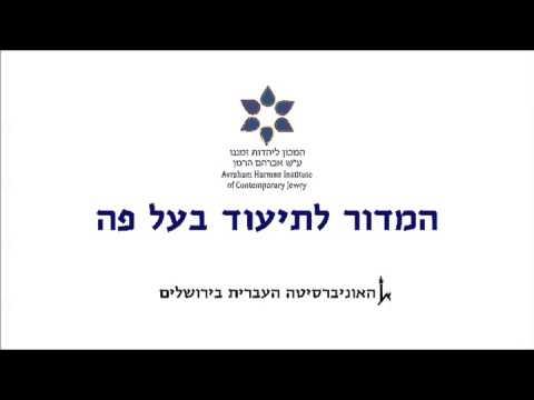 Interview No. (64)33 - Hayun, Eliezer (חיון, אליעזר)