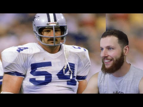 Rugby Player Reacts to RANDY WHITE #62 The Top 100 NFL's Greatest Players!