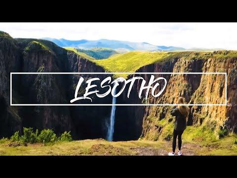 A Lesotho Roadtrip || MALETSUNYANE FALLS & KATSE DAM