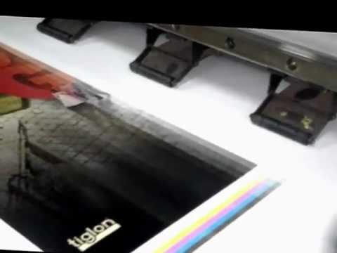 Teknolojinizi Yenileyin - Eski Teknoloji'den Epson DX5 Kafa Upgrade Videosu