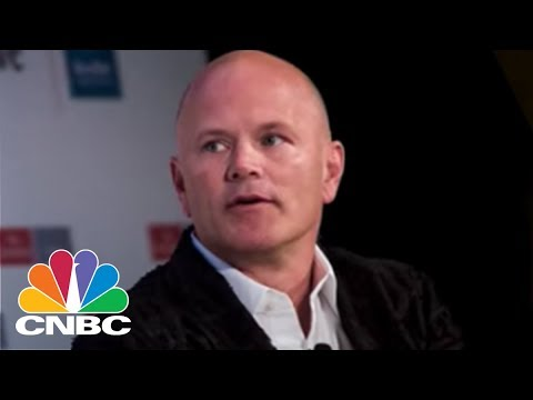 Hedge Fund Manager Michael Novogratz: Bitcoin Will Be