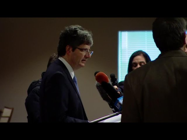 France on the implementation of the Syrian Resolution - Media Stakeout (7 March 2018)