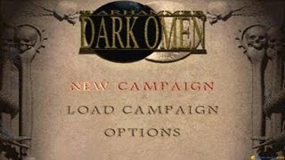 Warhammer: Dark Omen gameplay (PC Game, 1998)