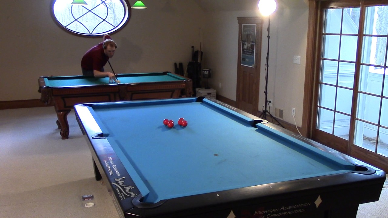 Amazing table to table pool trick shots youtube - Awesome swimming pool trick shots ...