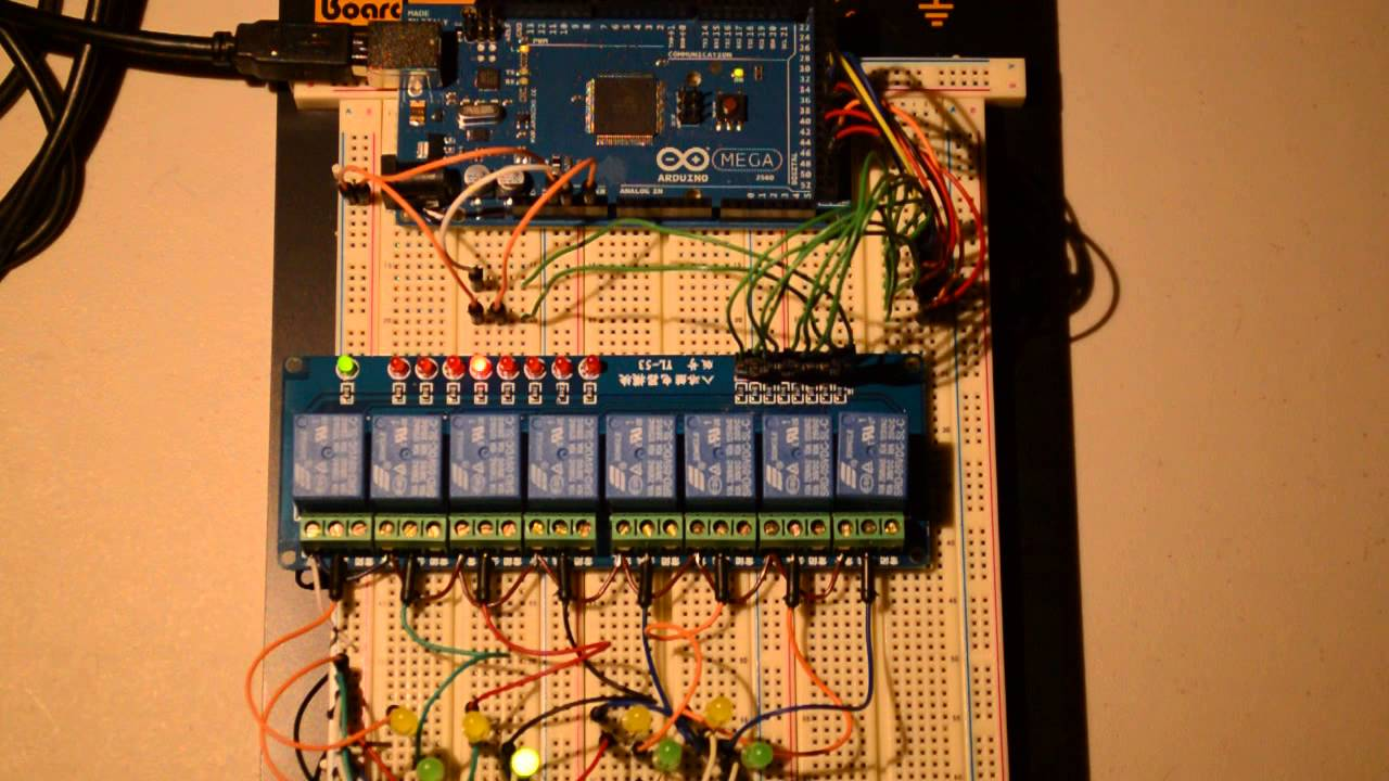arduino 8 channel relay wiring diagram [ 1280 x 720 Pixel ]