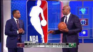Cavaliers vs Celtics Game 2 Preview | NBA Gametime | May 14, 2018