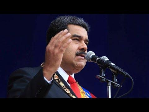 Venezuelan President Nicolas Maduro blames Colombian, U.S. elements for alleged drone attack