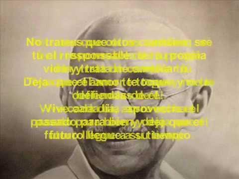 ¡Lo que paso, paso! -  Mahatma Ghandi