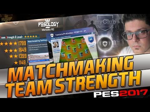 pes myclub matchmaking