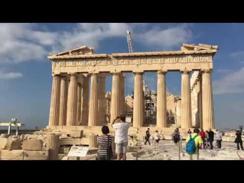 Mega Europe Adventure Jour 12 Athens