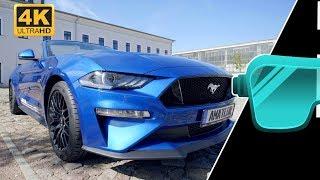 Ford Mustang GT V8 5.0 im etwas anderen Test | Fahrbericht | 2018