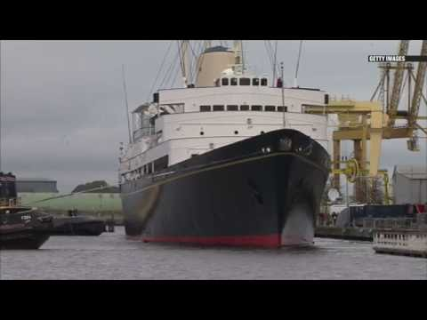 Royal Yacht Britannia to sail again? | CNBC International