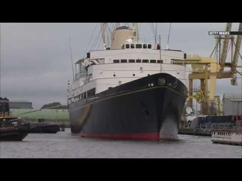 Royal Yacht Britannia to sail again? | CNBC International