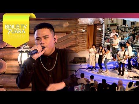 #BINUSTV7UARA - Teza Sumendra - Work (Rihanna feat. Drake cover)