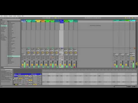 Sonntagsjam Part 3 Techno (Ableton Live 2016)