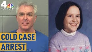 Arrest Made in 1986 Sex Assault, Murder of 11-Year-Old CT Girl   NBC New York