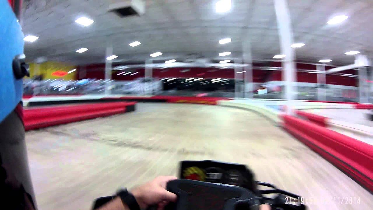 K1 Speed San Antonio November Challenge Gp B Main Youtube