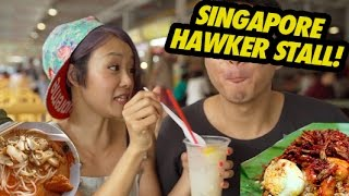 FUNG BROS FOOD: The Hawker Stall! (Singapore) Thumbnail