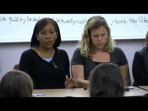 TalkingStickTV - Workers Rights in the Apparel Industry: Dominican Garment Workers Speak Out at UW
