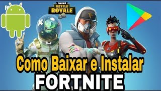 How to download and install FORTNITE for Android phone