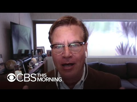 """Aaron Sorkin discusses movie """"The Trial of the Chicago 7"""" and his """"West Wing"""" reunion"""