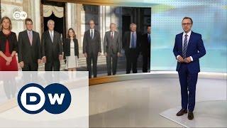 Страны G7  Кремль должен выбрать сторону в Сирии – DW Новости (11 04 2017)