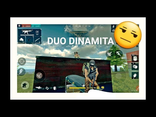 ¡¡ DUO VS ESCUADRAS !!  FREE FIRE   DUO DINAMITA