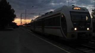 Silent Circle Night Train