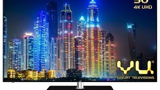 Vu (50) 3D 4K Ultra HD UNBOXING from snapdeal 76000 rs