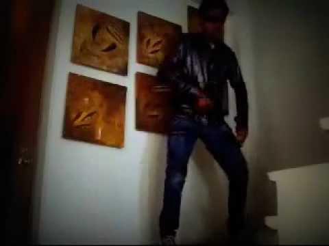 Oscar Saucedo - Electro Dance & Popping (9 de Ago. de 2011) Video #1