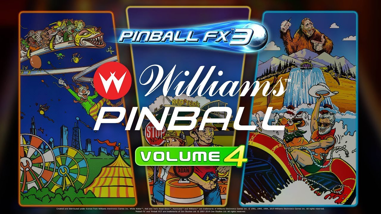 Williams™ Pinball – Zen Studios