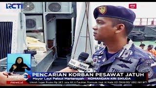 665 Personil NI AL dan 15 Penyelam Dikerahkan dalam Pencarian Korban Lion Air - SIS 05/11