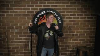 George D Moore LIVE at Hot Water Comedy Club