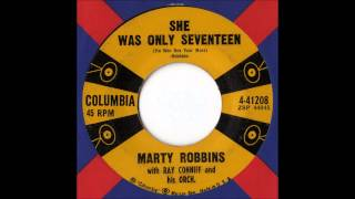 Marty Robbins - She Was Only Seventeen