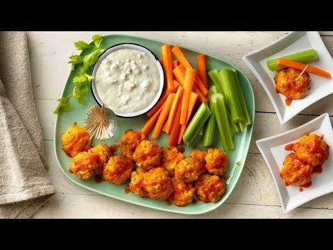 Buffalo Chicken Balls | Betty Crocker Recipe