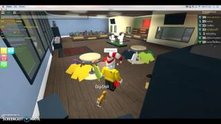 PLAYING WITH TWISTEDPANDORA, ANT AND TOFUU IN ROBLOX