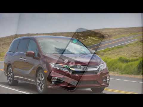 LOOK! Honda Odyssey 2019 Options And Interior Features Tech Audio System Entertainment