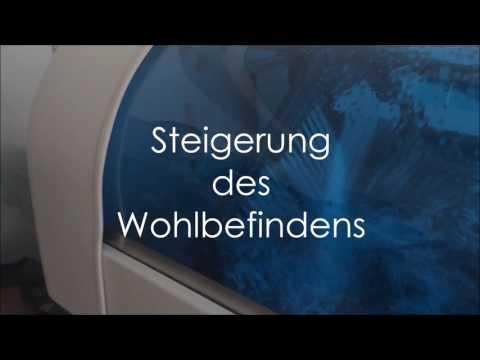 Aquamassage/ Unterwassermassage im Art-Physio Dresden