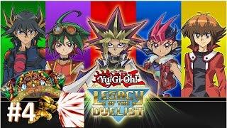 Yu-Gi-Oh! Legacy of the Duelist Епизод 4 - Изпепелен от Екзодия