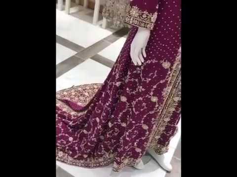Trail Bridal Anarkali