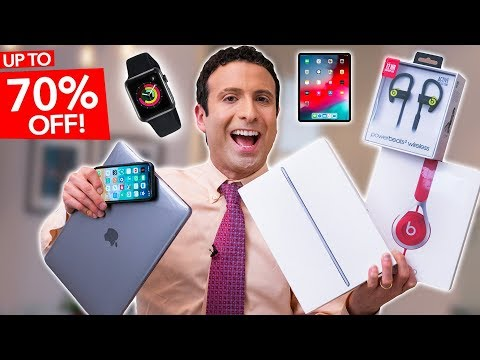 Best Apple Black Friday Deals of 2018 (Macbook, iPhone, iPad's) Mp3