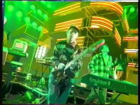808 State Cubik Top Of The Pops 22/11/90