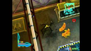 Alien Syndrome - Gameplay Wii (Original Wii)