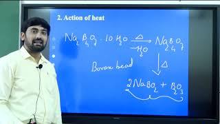 I PUC   Chemistry   p-block elements -06