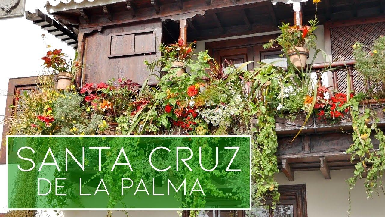 La Palma | Santa Cruz de la Palma, The Capital - City Tour